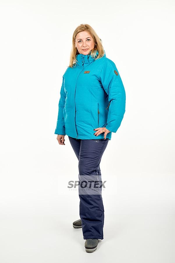 Лыжный костюм большого размера женский