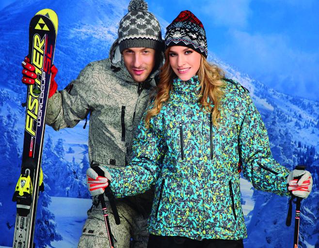 Горнолыжная одежда - костюмы, термобелье, тинсулейт