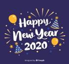 Новый 2020 год!