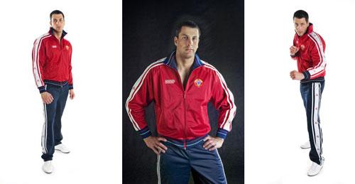 Новый спортивный костюм СССР-5
