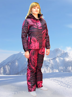 Лыжный костюм женский спб